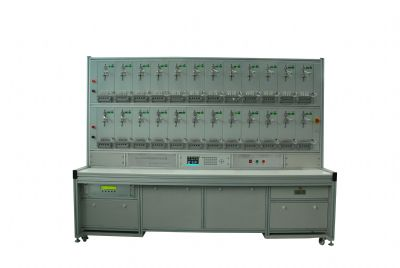 DEC-9100 Series Single-Phase Test Bench Selection